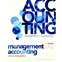Management Accounting 3e