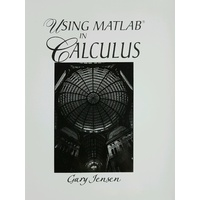 Using Matlab in Calculus