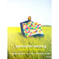 learning for teaching teaching for learning