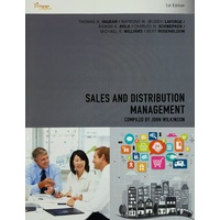 CP0997 - Sales and Distribution Management, 1st Edition