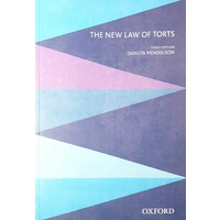 The New Law of Torts 3e