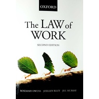 The Law of Work 2e