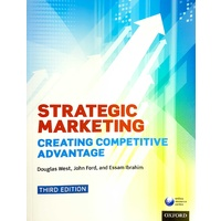Strategic Marketing Third Edition