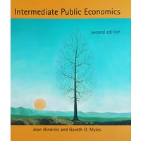 Intermediate Public Economics