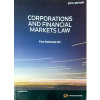 Corporations and Financial Markets Law 6e