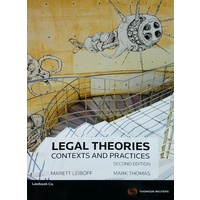 Legal Theories Second Edition