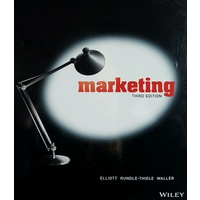 Marketing 3rd Edition + istudy V3