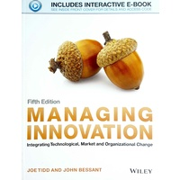 Managing Innovation Fifth Edition