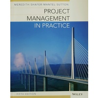 Project Management In Practice Fifth Edition