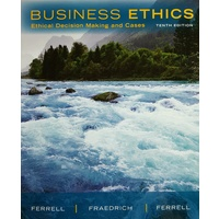 Business Ethics 10e