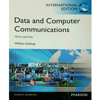 Data and Computer Communications 10e