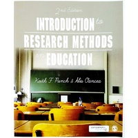 Introduction to Research Methods in Education 2e