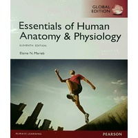 Value Pack Essentials of Human Anatomy & Physiology Global Edition + Modified Mastering A&P with eText