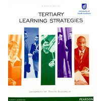 Tertiary Learning Strategies (Custom Edition)