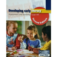 Developing Early Literacy