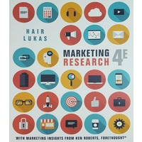 Marketing Research 4e
