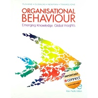EP Organisational Behaviour 5e + CNCT