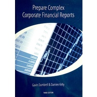 Prepare Complex Corporate Financial Reports