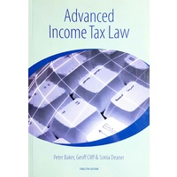 Advanced Income Tax Law