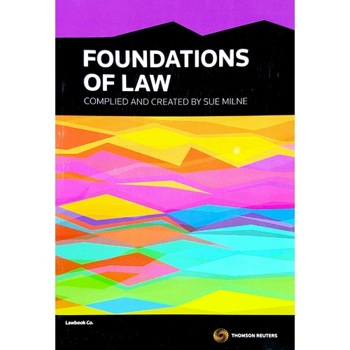 Foundations of Law