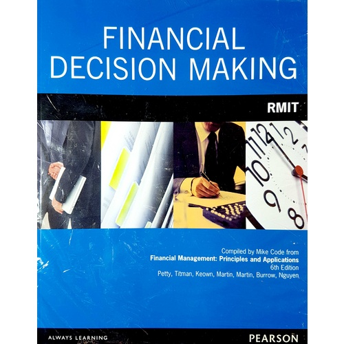 Financial Decision Making (Custom Edition)
