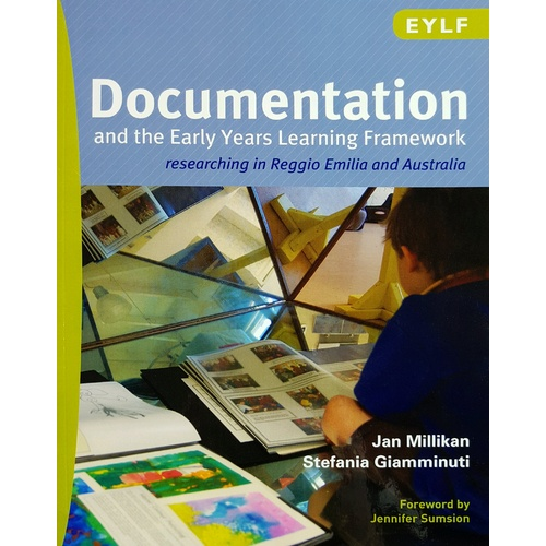 Documentation And The Early Years LearningFramework